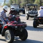 Get Equipped with Safety Gear before Jumping on an Adventurous ATV Ride